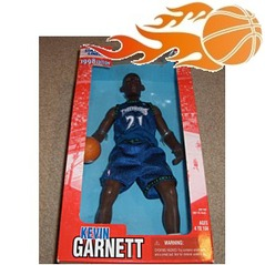 1998 Kevin Garnett 12 Inch Fully Poseable
