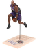 series figure vince carter purple jersey