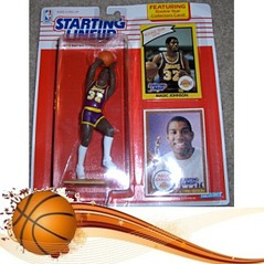Magic Johnson 1990 Nba Starting Lineup