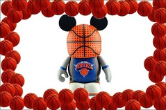 Officially Licensed Vinylmation Nba New