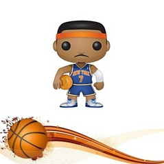 Pop Nba Carmelo Anthony Vinyl Figure
