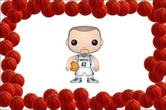 Pop Nba Kevin Love Vinyl Figure
