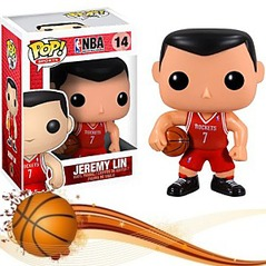 Pop Nba Series 2 Jeremy Lin Vinyl Figure