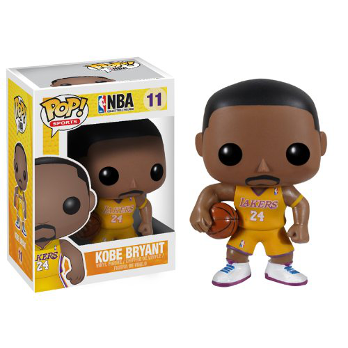 Pop Nba Kobe Bryant Vinyl Figure