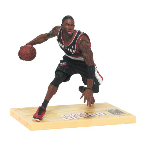 Mc Farlane Toys Nba Series 23 Damian Lillard Action Figure