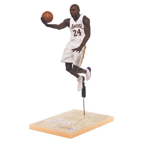 Mc Farlane Toys Nba Series 23 Kobe Bryant
